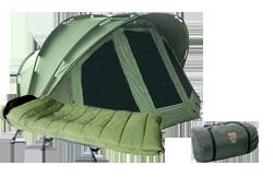 Рыболовные палатки, лежанки, спальники