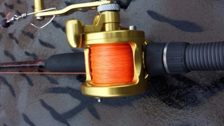 Geflochtene Schnur ARANEA 300 Meter / 0,38mm