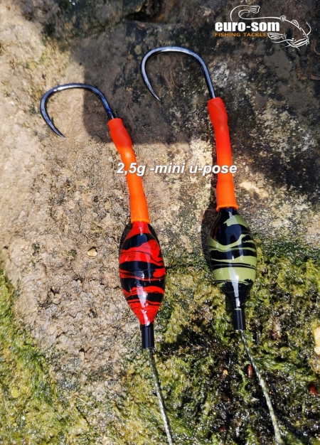 "Original ""Euro-Som"" Mini Unterwasserpose 2,5g"