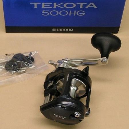 Shimano Tekota 500 HG (RH)