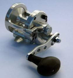 Multirolle Avet MXJ 5.8 G2 LH - Linkshand Silber